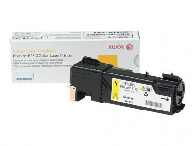 XEROX XFX Toner gelb Phaser 6140 Standardkapazität 2.000 Seiten 1er-Pack