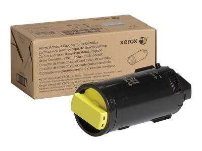 XEROX XFX Toner gelb Standard Kapazität 2400 Seiten für VersaLink C50X