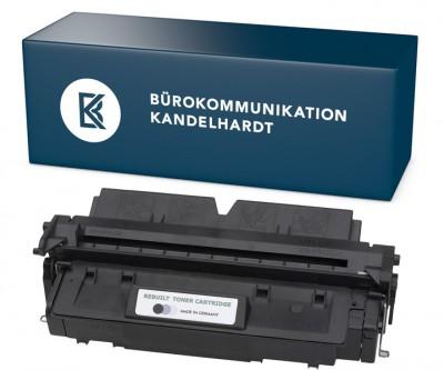 Rebuilt Toner FX-7 / 7621A002 black für Canon Fax L 2000/IP, Laser Class 710/720I/730I ersetzt OEM N