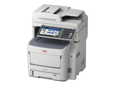 OKI MC760dn MFP color LED Drucker A4