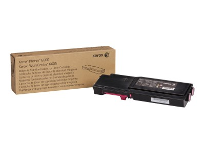 XEROX XFX Toner magenta 6600/6605 Standardkapazität 2.000 Seiten 1er-Pack