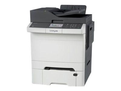 Lexmark CX410dte - Multifunktionsdrucker - Farbe - Laser - Legal (216 x 356 mm) (Original) - Legal (