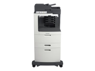 Lexmark MX810dxme - Multifunktionsdrucker - s/w - Laser - Legal (216 x 356 mm) (Original) - Legal (M
