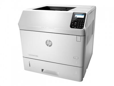 HP LaserJet Enterprise M606dn - Drucker - monochrom - Duplex - Laser - A4/Legal