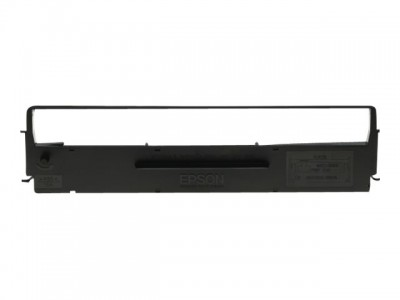 EPSON SIDM Black Ribbon Cartridge for LQ-300 / + / +II / 570 / + / 580 / 8xx Dualpack C13S015613