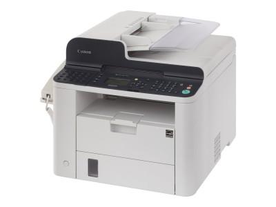 Canon i-SENSYS FAX-L410 - Multifunktionsdrucker - s/w - Laser - A4 (210 x 297 mm), Legal (216 x 356