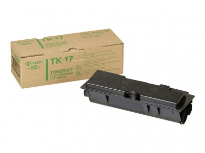 KYOCERA TK-17 Toner schwarz Standardkapazität 6.000 Seiten 1er-Pack