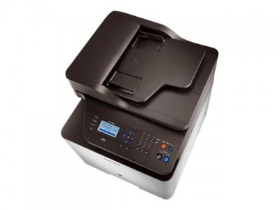 Samsung CLX-6260FD - Multifunktionsdrucker - Farbe - Laser - A4 (210 x 297 mm), Legal (216 x 356 mm)