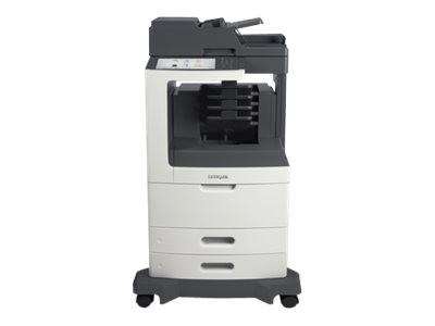 Lexmark MX811dme - Multifunktionsdrucker - s/w - Laser - Legal (216 x 356 mm) (Original) - Legal (Me