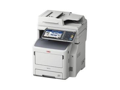 OKI MB760dnfax MFP mono Drucker A4