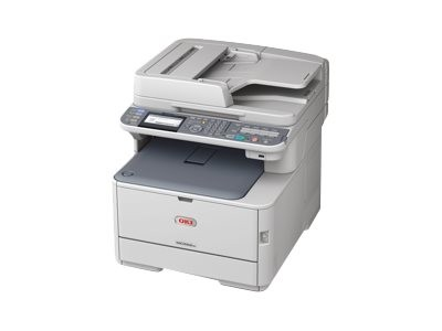 OKI MB562dnw mono LED printer
