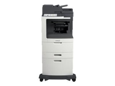 Lexmark MX810dxpe - Multifunktionsdrucker - s/w - Laser - Legal (216 x 356 mm) (Original) - A4/Legal