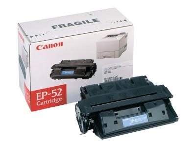 CANON EP-52 Toner schwarz Standardkapazität 10.000 Seiten 1er-Pack