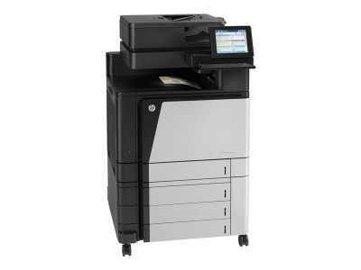 HP LJ Color Ent. Flow MFP M880z