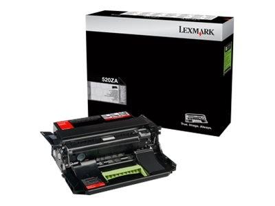 LEXMARK 520ZA Bildunit schwarz Standardkapazität 100.000 Seiten 1er-Pack
