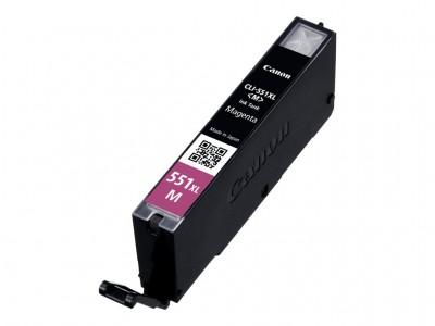 CANON CLI-551XLM Tinte magenta hohe Kapazität 680 Seiten 1er-Pack XL