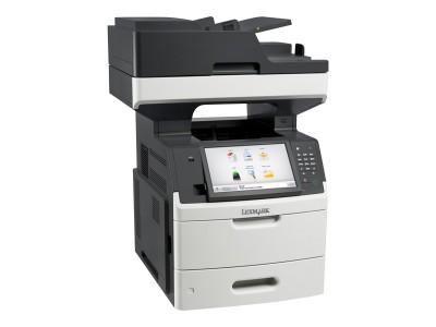 LEXMARK MX711dhe MFP mono Laserdrucker