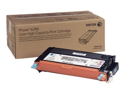 XEROX XFX Toner cyan Phaser 6280 hohe Kapazität 5.900 Seiten 1er-Pack