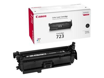 CANON 723 Toner schwarz Standardkapazität 5.000 Seiten 1er-Pack