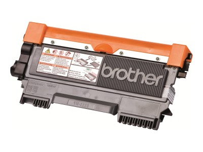 BROTHER TN-2220 Toner schwarz hohe Kapazität 2.600 Seiten 1er-Pack fuer HL2240
