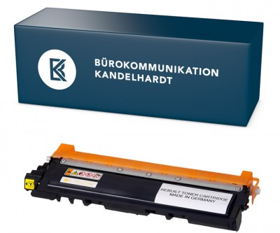 Rebuilt Toner TN-230Y yellow
