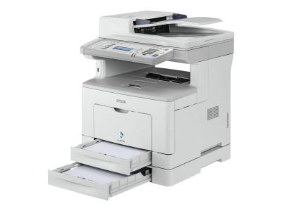 Epson WorkForce AL-MX300DTNF - Multifunktionsdrucker - s/w - Laser - Legal (216 x 356 mm) (Original)