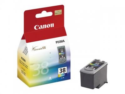 CANON CL-38 Tinte farbig kleine Kapazität 9ml 207 Seiten 1er-Pack