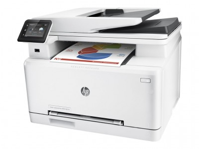 HP Color-LaserJet Pro M277n MFP 18/18ppm ADF/LAN
