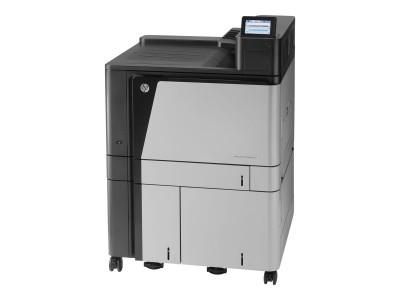 HP Color LaserJet Enterprise M855x+ - Drucker - Farbe - Duplex - Laser - A3/Ledger