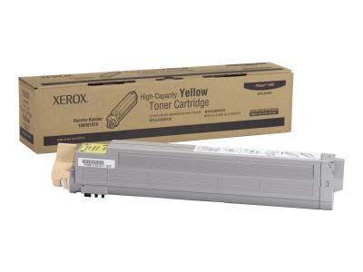 XEROX Phaser 7400 Toner gelb hohe Kapazität 18.000 Seiten 1er-Pack