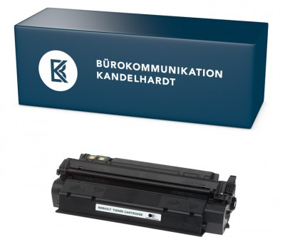 Rebuilt Toner Q2613X / 13X black für HP LaserJet 1300/N/T/XI ersetzt OEM Nr.: Q2613X / 13X Druckleis