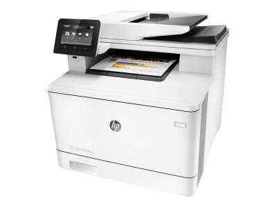 HP Color LaserJet MFP M477fnw 27s. Col, MF, Fax, Netzwerk, Wlan