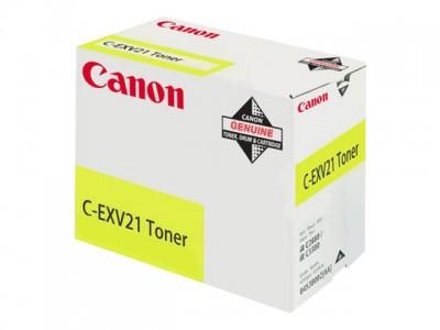 CANON C-EXV 21 Toner gelb Standardkapazität 14.000 Seiten 1er-Pack