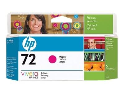 HP 72 Original Tinte magenta hohe Kapazität 130ml 1er-Pack