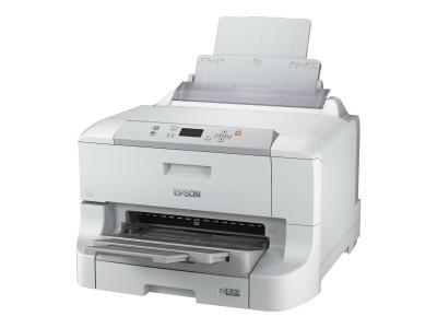 Epson WorkForce Pro WF-8010DW - Drucker - Farbe - Duplex - Tintenstrahl - A3