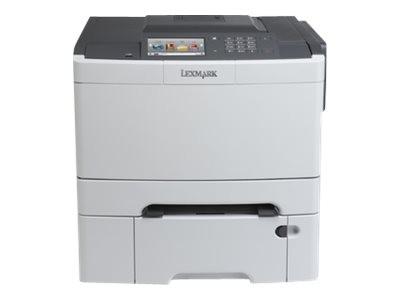Lexmark CS510dte - Drucker - Farbe - Duplex - Laser - A4/Legal