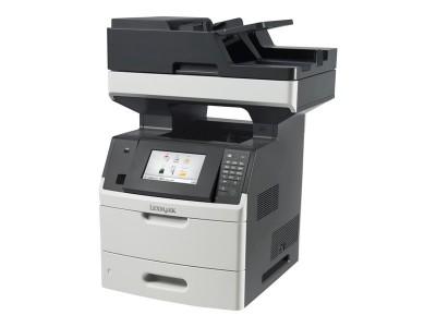 Lexmark MX710de - Multifunktionsdrucker - s/w - Laser - Legal (216 x 356 mm) (Original) - Legal (Med