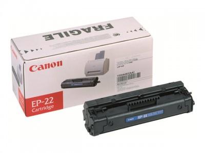 CANON EP-22 Toner schwarz Standardkapazität 2.500 Seiten 1er-Pack