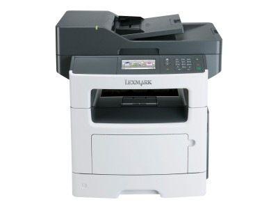 Lexmark MX510de - Multifunktionsdrucker - s/w - Laser - Legal (216 x 356 mm) (Original) - A4/Legal (