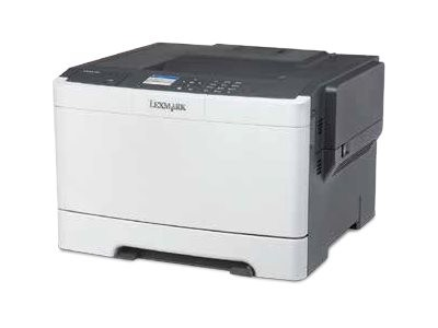 LEXMARK CS410dn color A4 Laserdrucker