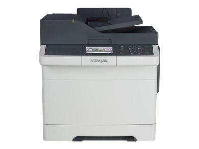 Lexmark CX410de - Multifunktionsdrucker - Farbe - Laser - Legal (216 x 356 mm) (Original) - Legal (M