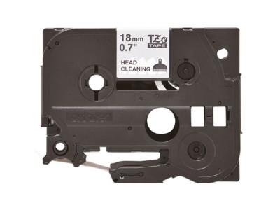 BROTHER TZECL4 Reinigungkassette 18mm 100Durchlaeufe fur P-touch 550 3600 9200PC 9200DX 9400 9500PC