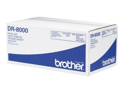 BROTHER DR-8000 Trommel schwarz Standardkapazität 20.000 Seiten 1er-Pack