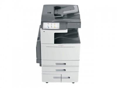 LEXMARK X954dhe MFP color Laserdrucker