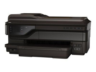 HP Officejet 7612 Wide Format e-All-in-One - Multifunktionsdrucker - Farbe - Tintenstrahl - A3/Ledge