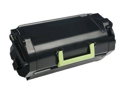 LEXMARK 622X Toner schwarz Standardkapazität 45.000 Seiten 1er-Pack return program