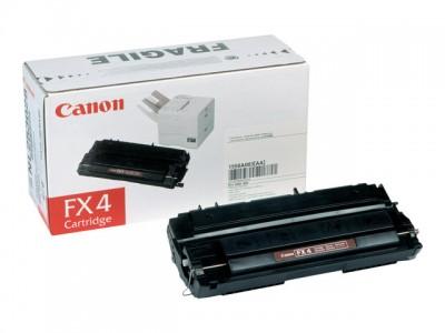 CANON FX-4 Toner schwarz Standardkapazität 4.000 Seiten 1er-Pack