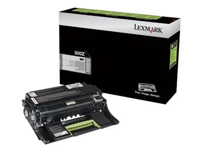 LEXMARK 500Z Bildunit Standardkapazität 60.000 Seiten 1er-Pack return program
