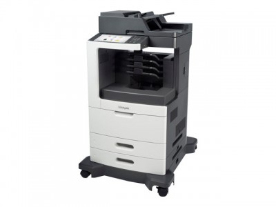 LEXMARK MX810dme MFP mono Laserdrucker