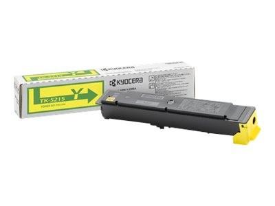 KYOCERA TK-5215Y Toner gelb fuer bis zu 15.000 Seiten A4